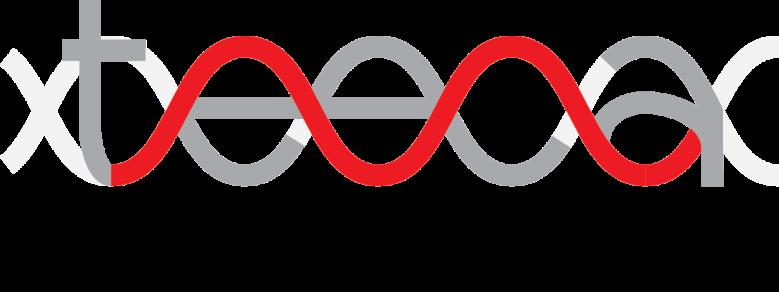 Teeca 2018 logo red